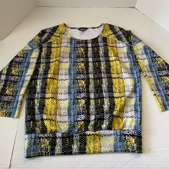Project Runway Tops - Women's PROJECT RUNWAY Blouse Medium